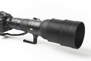 Lens Hood, 2-PC, Nikon AF-S 600mm f/4.0G  ED VR/VR II - replaces HK-35