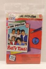 One Direction Boy Band Party Invitations & Envelopes Package of 8 with Stickers