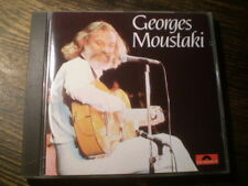 GEORGE MOUSTAKI      CD