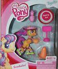 #08 MY LITTLE PONY / Mein PICCOLO pony-ponyville/SIRENA Hasbro scegliere