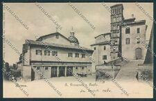 Roma San Giovanni e Paolo cartolina D3979 SZD