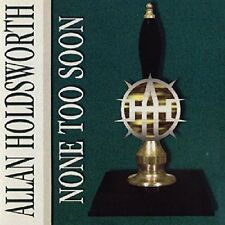 Allan Holdsworth - None Too Soon [CD]