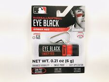 1 package - FRANKLIN EYE black - EMBER RED! RED! RED! RED!