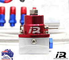 1x iPR Fuel Pressure Regulator 1200HP For FPV HSV WRX STI EVO SUPRA VL GTR S15