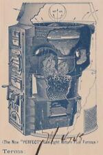 1888 Invoice Richardson & Boynton Co. Furnace Stove Range Heater Mfg. New York