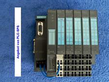 Siemens Simatic 6ES7 151-1AA04-0AB0 Profibus DP und Baugruppen alles ok. ET200s