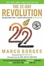 The 22-Day Revolution: Plant-Based Program That Will Transform Your Body HC-NEW!