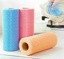 Kitchen Cloth Cleaning Disposable Rags Wiping Scouring Pad For Bathroom Washing