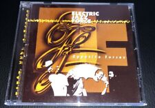 Electric Jazz Force - Opposite Forces (CD, 2000, Periferic Records) BGCD061 RARE
