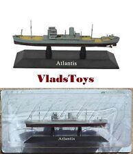DeAgostini 1/1250 German Kriegsmarine auxiliary cruiser Atlantis 1937 Daks24