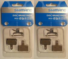 2 Paar SHIMANO Disc Bremsbelag Bremsbeläge B01S Deore BR-M 445 446 486 525 575