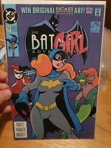 Batman Adventures #12. 1993. Harley Quinn 1st Appearance. Slight Tear on back
