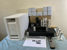 Bose Lifestyle V20 Home Theater System W/Upgrade Bose Jenstone Center Channel