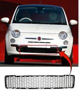 Fiat 500 2008-2015 Front Lower Centre Bumper Grille (Not For S Or Abarth Models)
