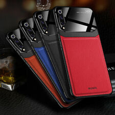 For Samsung Galaxy Note 10 Plus Leather Luxury Shockproof Protective Case Cover