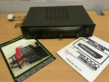 ROTEL RX-1000L STEREO TUNER HARDLY USED / UNUSED VGC