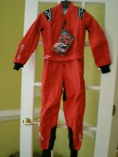 Alpinestars KMX-9 Kart Suit, CIK FIA , youth or adult choose color and size