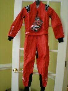 Alpinestars KMX-9 Kart Suit, CIK FIA , youth or adult choose color and size
