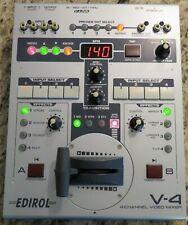 Roland Edirol V-4 V4 Video Production Mixer with Power Supply