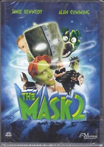 Dvd THE MASK 2 nuovo 2005