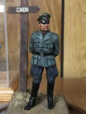WWII German Officer with CEAN sign post Hand Painted