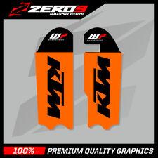 KTM SX 50 2012-2016 SX 65 2009-2016 MOTOCROSS GRAPHICS MX GRAPHICS LOWER FORK WP