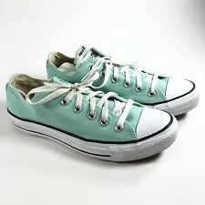 Converse All Star Low Mens 6 Womens 8 Blue White 136565f L6