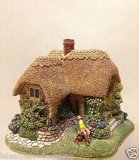 Lilliput Lane - A Year in an 1995 - English Garden - Summer Impressions