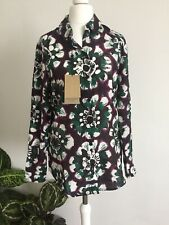 New Burberry Brit Blouse Size XS - RRP £395
