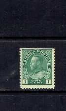 CANADA - 1911 KING GEORGE V ADMIRAL BOOKLET STAMP - SCOTT 104as - MNH