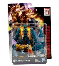 Transformers Generation Power of The Primes - Sinnertwin Action Figure