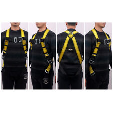 Full Body Climbing Harness Safe Belt for Rock Climbing Rappelling Equipment
