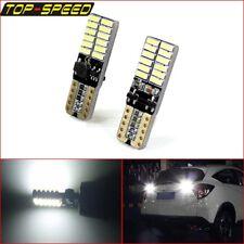 SMD 4014 T10 W5W 194 168 LED Light Bulb Strobe Flash Reading Bright Lamp White