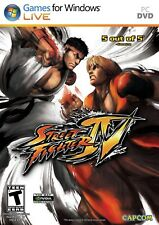 STREETFIGHTER 4 IV (PC GAME) PAL **Same Day Dispatch**