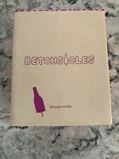Betchsicles Ice Pop Molds New