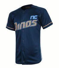 KBO NC Dinos Official Baseball Jersey 2020 Official Away Uniform Free FeDex