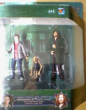 Harry Potter and the Order Phoenix 3-Pack of the grimauld Figuras Raras Place