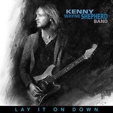 Kenny Wayne Shepherd Band - Lay It on Down (180 Gr 1lp Vinyl Mp3) 2017 Provogue