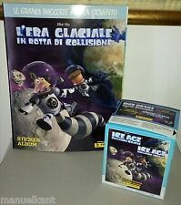 Album vuoto BOX ERA GLACIALE 5 ICE AGE Collision Course Kollision DISPLAY Panini