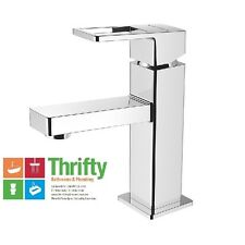 METHVEN NEON SQUARE VANITY BASIN MIXER CHROME WELS 15 YEAR WARRANTY