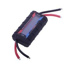 G.T.Power Analyzer Tester RC Watt Gauge Meter Wattmeter Amperemeter 150A 60V New