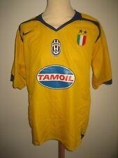 Juventus DEL PIERO rare 3rd Italy football shirt soccer jersey maglia size XL
