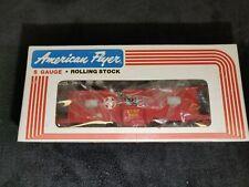 American Flyer 4-9405 Santa Fe Bay Window Caboose NEW OB