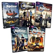 Top Gear DVD USA The Complete Season 1 2 3 4 5 Adam Ferrara Car Series New Seal