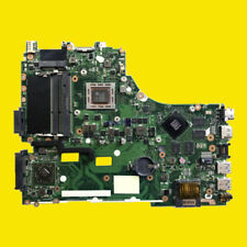 For ASUS X550 X750 X550ZE Carte mère Avec AMD A10-7400P Motherboard Mainboard