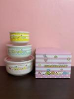 Sumikko Gurashi Ceramic 3 in 1 Container Limited Edition (300ml, 500ml & 820ml)