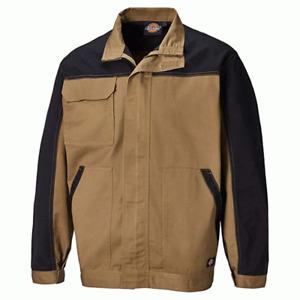 Dickies Everyday Work Jacket ED24/7JK Khaki / Black