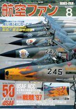 KOKU FAN 8/97 HANDLEY PAGE VICTOR B.1 B.2 K.2 RAF / HMS ILLUSTRIOUS TOKYO / HC-2