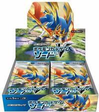 Pokemon Card Sword & Shield Expansion Pack Sword Box Japanese