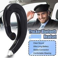 Wireless Bluetooth 5.0 Bone Conduction Headsets Earpiece Stereo Sports Headphone